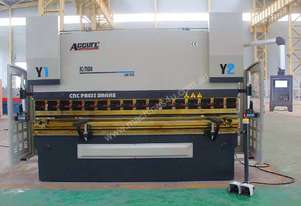 SmartFab EuroPro CNC Press Brakes 1500 x 63 Ton to 6000mm 600 Ton