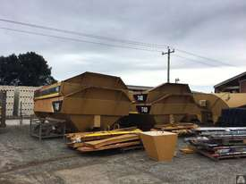 CATERPILLAR 740 TRAY WITH RAMS (4 AVAILABLE) - picture0' - Click to enlarge