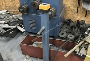 Just In - 76mm Capacity Section Roller with Lots of Tooling - 240Volt