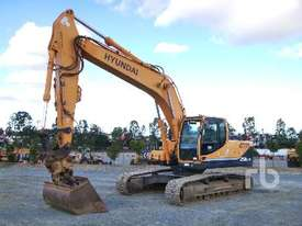 HYUNDAI ROBEX 250LC-9 Hydraulic Excavator - picture0' - Click to enlarge