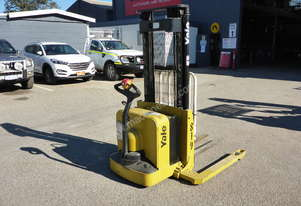 Yale 1 Ton Electric Walk Behind Forklift - In Auction