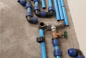 ALUMINIUM AIR PIPE-SOLD 12/10/18. AIR DRYERS. COMPRESSORS. JET Filtration Systems. TESLA DIVER PUMP
