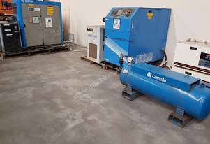 AIR RECEIVER TANKS Vertical & Horizontal/AIR DRYERS/OIL SEPARATOR/PARTS. SCREW/DIESEL COMPRESSORS