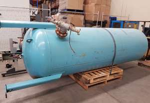 AIR RECEIVER TANKS Vertical/Horizontal. AIR DRYERS + OIL SEPARATOR + ROTARY SCREW COMPRESSORS