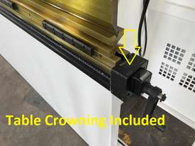 ACCURL Quality NC Pressbrake With Laser Guards, Servo & Delem NC Controller  - picture5' - Click to enlarge