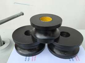 Heavy Duty 2500mm x 12mm Plate Roller  - picture3' - Click to enlarge