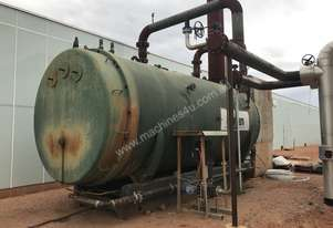 Tomlinson Firetube Hot Water Boiler