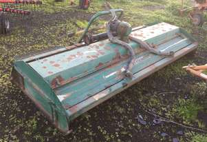 FieldQuip MAJOR 2500 Mulcher Hay/Forage Equip