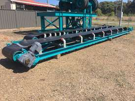 Belt Conveyor 600 mm x 10 m - picture0' - Click to enlarge