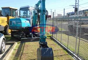 Active Machinery Sunward Excavator – SWE50