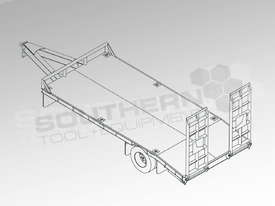 9 Ton Tag Trailer Super Series ATTTAG - picture0' - Click to enlarge