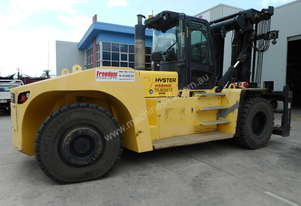 Used Hyster 25T Heavy Lift Forklift