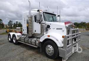 KENWORTH T408SAR Prime Mover (T/A)