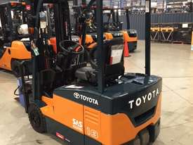 TOYOTA 7FBE18 4300MM CONTAINER MAST 4000 HOURS - picture2' - Click to enlarge