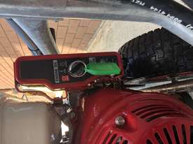 Ex demo Petrol Pressure Washer 4000 PSI 15 HP Honda GX390 Engine Pro Scud - picture5' - Click to enlarge