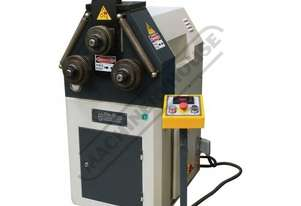 HPK-50 Section & Pipe Rolling Machine 50 x 50 x 6mm Angle Capacity Includes Hydraulic Top Bending Ro