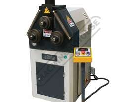 HPK-50 Section & Pipe Rolling Machine 50 x 50 x 6mm Angle Capacity Includes Digital Readout Display - picture0' - Click to enlarge