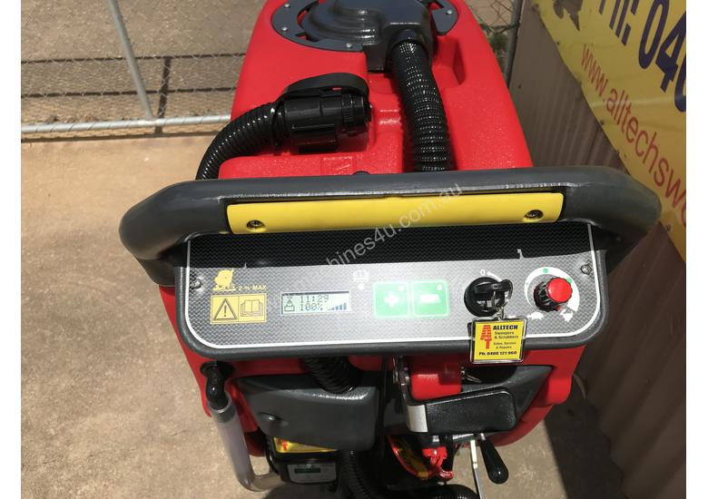 Pre - Owned RCM Go 552T ultra low hrs 11.24 hrs only