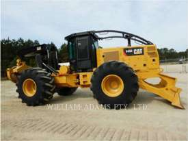 CATERPILLAR 545D Forestry   Skidder - picture1' - Click to enlarge
