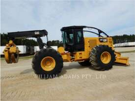 CATERPILLAR 545D Forestry   Skidder - picture0' - Click to enlarge
