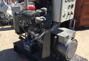 22 KVA Yanmar generator - very low hours