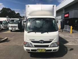 Hino 616 - 300 Series Pantech Truck - picture1' - Click to enlarge