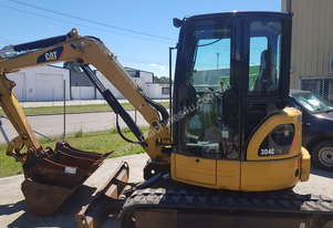 Caterpillar Cat 304c excavator
