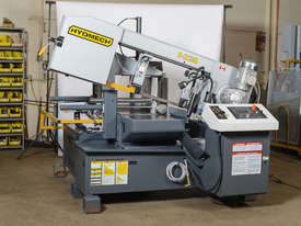 Hydmech S23-A Automatic Scissor Style Bandsaw - picture8' - Click to enlarge