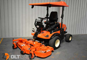 Kubota F3690 Diesel Out Front Mower 60 Inch Side Discharge LOW HOURS