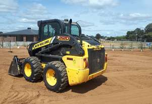 New Holland L220 Skid Steer Loader For Sale
