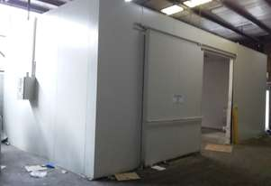 Large Coolroom - near new Bitzer Compressor