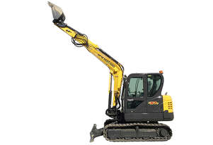 New Holland E57C Compact Excavator