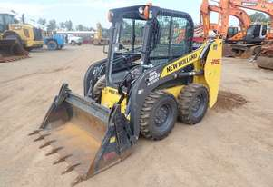 New Holland L215 Wheeled Skidsteer Loader