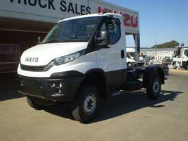 Iveco Daily 55 S17 Cab chassis Truck - picture1' - Click to enlarge