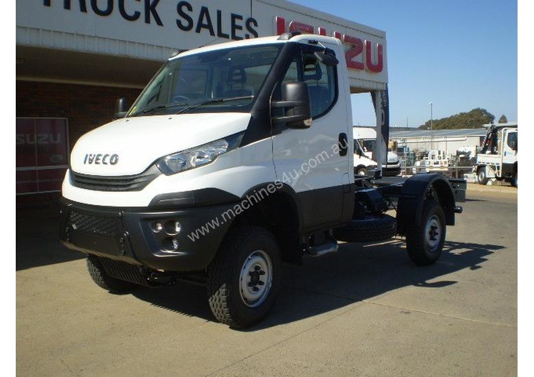 Iveco Daily 55 S17 Cab chassis Truck