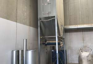 Airtight Solutions 1hj airtight dust extractor