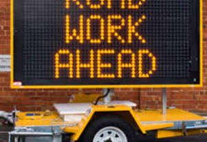 Bartco VARIABLE MESSAGE SIGNS