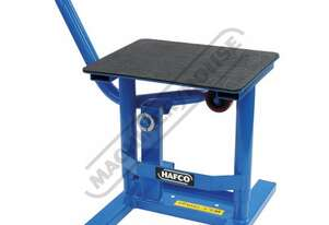 MLR-160 Motorcycle Lifter-Stand 320 ~ 395mm Lift Height 160kg Capacity