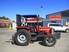 Circa 2005 Massey Ferguson 353 4x4 Brick Tractor - picture3' - Click to enlarge