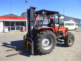Circa 2005 Massey Ferguson 353 4x4 Brick Tractor - picture4' - Click to enlarge