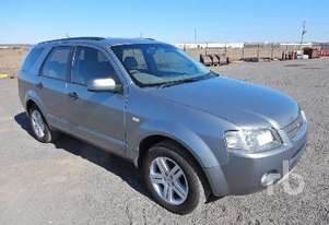 FORD TERRITORY Sport Utility Vehicle