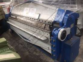 W62Y-3X2500 Hydraulic Panbrake  2500 x 3mm Mild Steel Bending Capacity - picture0' - Click to enlarge