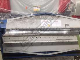 W62Y-3X2500 Hydraulic Panbrake  2500 x 3mm Mild Steel Bending Capacity - picture2' - Click to enlarge