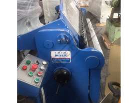 W62Y-3X2500 Hydraulic Panbrake  2500 x 3mm Mild Steel Bending Capacity - picture5' - Click to enlarge