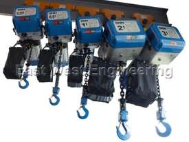 Electric Chain Hoists 500kg	CSH50 - picture0' - Click to enlarge