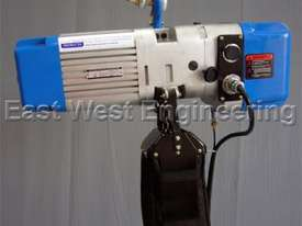 Electric Chain Hoists 500kg	CSH50 - picture3' - Click to enlarge
