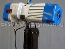 Electric Chain Hoists 500kg	CSH50 - picture4' - Click to enlarge