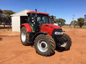 Case IH Maxxum 140 FWA/4WD Tractor - picture3' - Click to enlarge