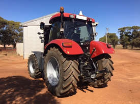 Case IH Maxxum 140 FWA/4WD Tractor - picture4' - Click to enlarge