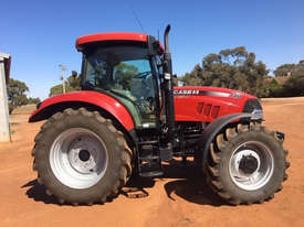 Case IH Maxxum 140 FWA/4WD Tractor - picture5' - Click to enlarge